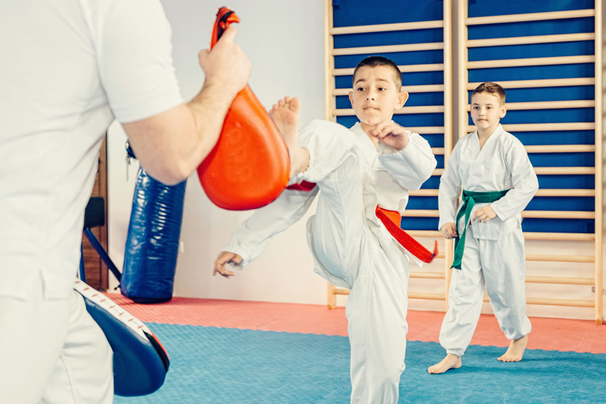 The Benefits of Taekwondo for children | Cali Kicks Martial Arts Academy