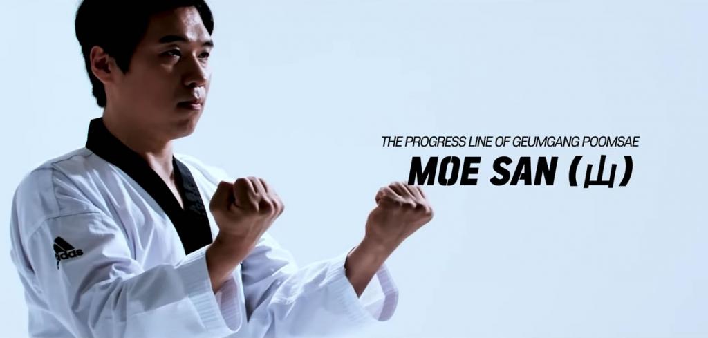 Geumgang | Black Belt Poomsae | Martial Arts Academy in Santa Rosa