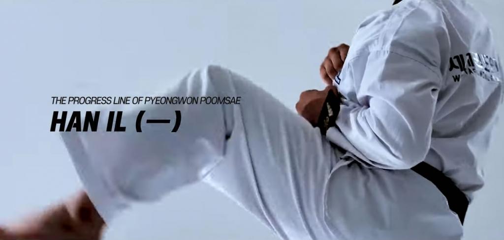 Pyeongwon | Black Belt Poomsae | Martial Arts Academy in Santa Rosa