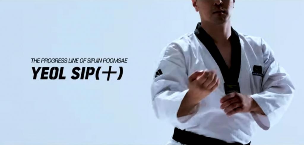 Sipjin | Black Belt Poomsae | Martial Arts Academy in Santa Rosa