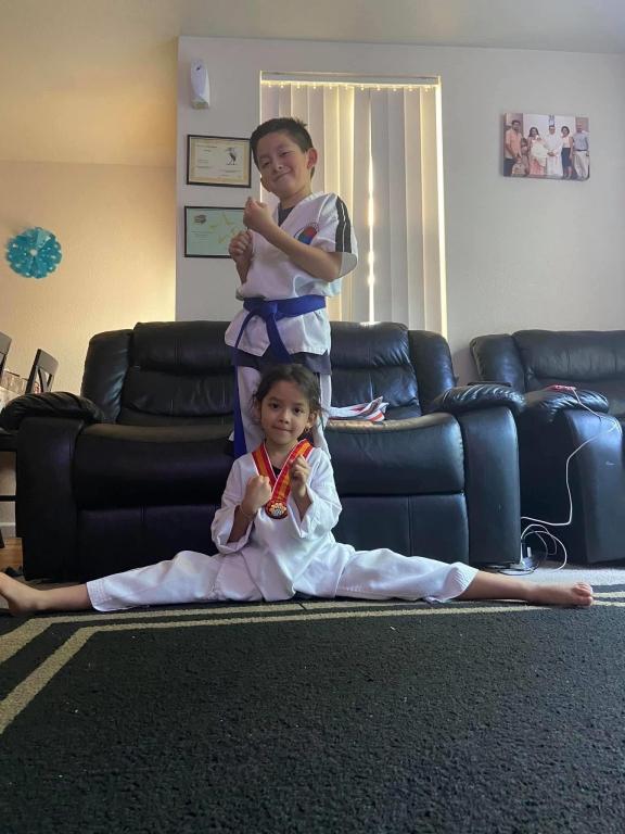 Salud Fisica | Cali Kicks Martial Arts Academy