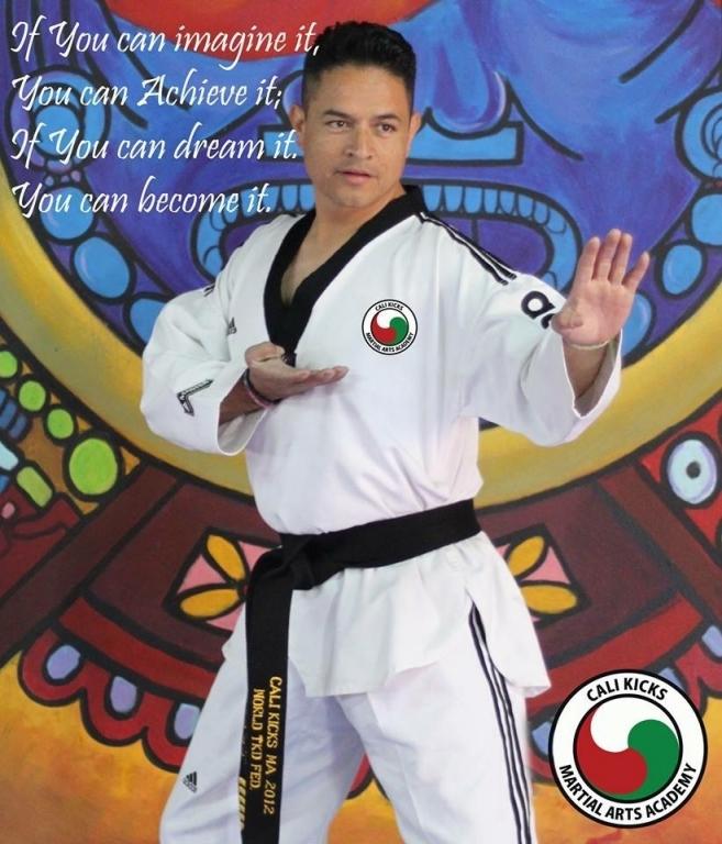 Gerardo Sanchez | Cali Kicks Martial Arts Academy